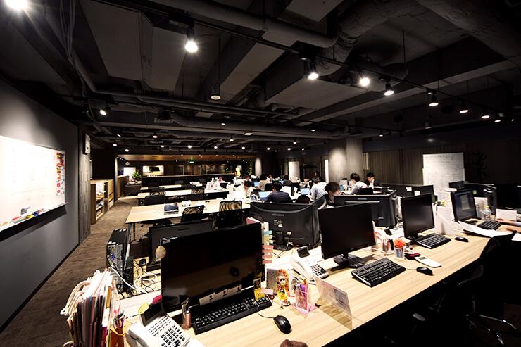 執務室4F